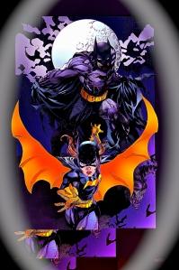 batman and batgirl