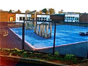 the primary playground