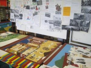 mural research